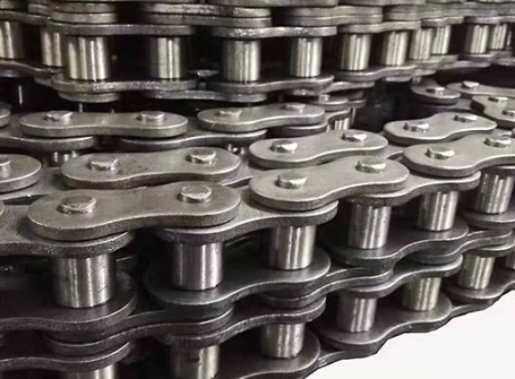 Short-Pitch 72B Precision Roller Chains